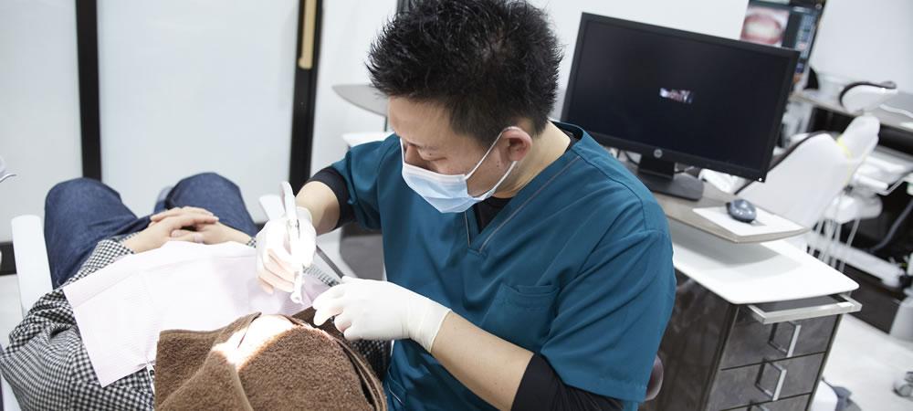 根管治療(根っこ・神経の治療)