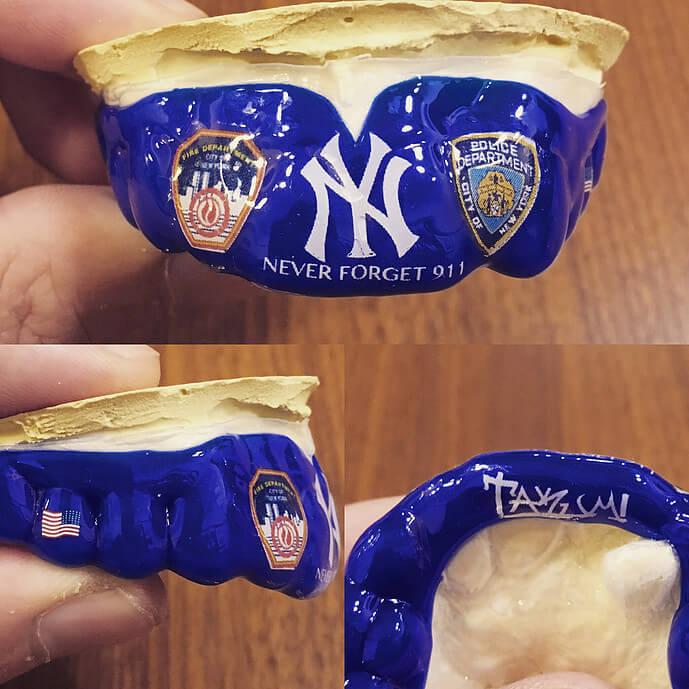 歯科スポーツマウスガード